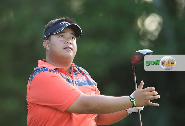 Kiradech Aphibarnrat (THI) during the First Round of The Players, TPC Sawgrass,   Florida, USA. 12/05/2016.<br /> Picture: Golffile | Mark Davison<br /> <br /> <br /> All photo usage must carry mandatory copyright credit (&copy; Golffile | Mark Davison)