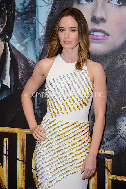 WWW.ACEPIXS.COM<br /> <br /> January 7 2015, London<br /> <br /> Emily Blunt attends the UK Gala Screening of 'Into The Woods' at the Curzon Mayfair on January 7 2015 in London<br /> <br /> By Line: Famous/ACE Pictures<br /> <br /> <br /> ACE Pictures, Inc.<br /> tel: 646 769 0430<br /> Email: info@acepixs.com<br /> www.acepixs.com