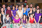 Schools Out - Staff from Holy Family N.S. pictured having a ball at their Xmas Party held in The Ballyroe Heights Hotel on Friday night. Seated l/r Deidre Harty, Alice Carmody, Niamh Shanahan and Louise Quill, standing l/r Linda Hanafin, Ed O'Brien ( Principle), Sean Lyons, Elaine O'Sullivan, Claire Dempsey, Cora Kelliher, Pat O'Connor, Marian Costello, Frances Quill, Theresa Murphy, Anthony O'Sullivan, Maureen Murphy, Nora Ni? Mhea?ra and Liam Maloney...................................................................................................................................................................................................................................................................................... ............