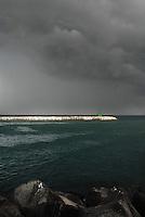 il faro del porto principale.