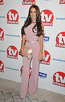 Yazmin Oukhellou at the TV Choice Awards 2018, The Dorchester Hotel, Park Lane, London, England, UK, on Monday 10 September 2018.<br /> CAP/CAN<br /> &copy;CAN/Capital Pictures