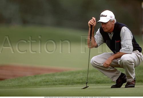 CURTIS STRANGE (USA), Benson & Hedges International Golf Open, The Belfry, 010509. Photo: Glyn Kirk/Action Plus....2001.golf.golfer golfers