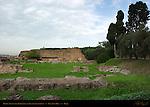 Domus Augustana Peristyle Flavian Lararium (guard room) Palatine Hill Rome
