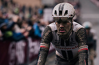 Tom Dumoulin (NED/Sunweb) rolling in (at the finish)<br /> <br /> 12th Strade Bianche 2018<br /> Siena > Siena: 184km (ITALY)