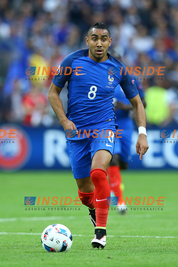 Dimitri Payet Francia<br />