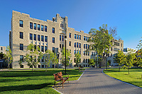 Biology Building - University of Manitoba<br /> Winnipeg<br /> Manitoba<br /> Canada