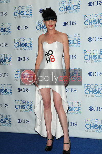 Pauley Perrette<br />
