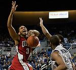 2013 Nevada Basketball vs UNLV