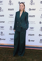 04 January 2019 - Palm Springs, California - Olivia Wilde. Variety 2019 Creative Impact Awards and 10 Directors to Watch held at the Parker Palm Springs during the 30th Annual Palm Springs International Film Festival.          <br /> CAP/ADM/FS<br /> &copy;FS/ADM/Capital Pictures