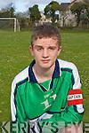 Name: Sean Brosnan.School: St. Patricks Secondary,.Castleisland.Favourite Club: Manchester.Utd.Favourite Player: Cristiano.Ronaldo