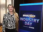 BroadwayHD's Bonnie Comley attends Industry Day during Broadwaycon at New York Hilton Midtown on January 11, 2019 in New York City.