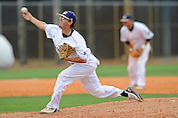 16 May 2010:  FIU's Eric Berkowitz (2) pitches to close out the game as the FIU Golden Panthers defeated the University of South Alabama Jaguars, 5-0, at University Park Stadium in Miami, Florida.