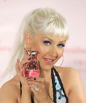 Launch Of Christina Aguilera's Perfume Inspire 12-5-08