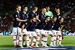 Croatia squad line up during their UEFA Nations League 2018-19 match between Spain and Croatia at Manuel Martínez Valero on September 11 2018 in Elche, Spain. Photo by Diego Souto / Power Sport Images