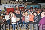 50th Birthday: Billy Buckley, Finuge celebrating his 50th birthday with family & friends at McCarthy's Bar, Finuge on Saturday night last.