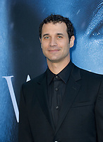 Ramin Djawadi at the season seven premiere for &quot;Game of Thrones&quot; at the Walt Disney Concert Hall, Los Angeles, USA 12 July  2017<br /> Picture: Paul Smith/Featureflash/SilverHub 0208 004 5359 sales@silverhubmedia.com