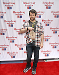 Alex Brightman attends the 8th Annual Broadway Salutes Presentation at Shubert Alley on September 20, 2016 in New York City.