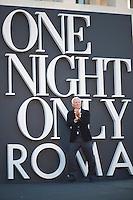 Roma, 5 Giugno, 2013. Giorgio Armani presenta il 'One Night Only' Roma organizzato al Palazzo della Civilta Italiana.