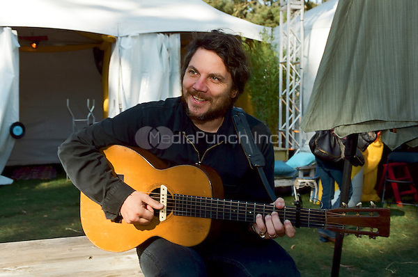 Wilco photographed in San Francisco, CA November 25, 2007 ©Jay Blakesberg /MediaPunch