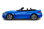 Car driver side profile view of a 2020 BMW Z4 Base 2 Door Convertible