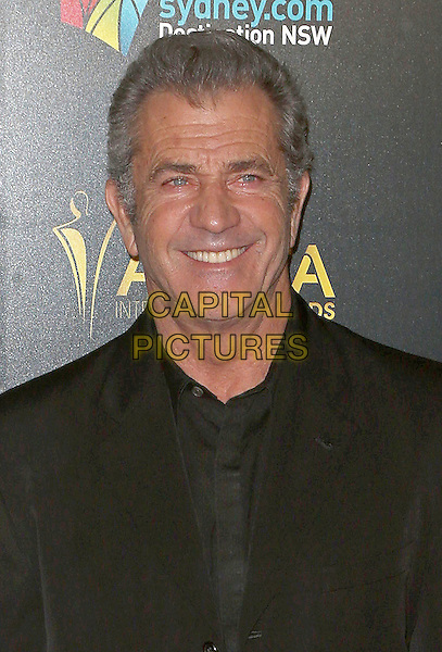 06 January 2017 - Los Angeles, California - Mel Gibson. 6th AACTA International Awards held at Avalon Hollywood. <br /> CAP/ADM/FS<br /> &copy;FS/ADM/Capital Pictures
