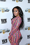 Angela Simmons at WE TV's Growing Up Hip Hop Premiere Party Held at Haus