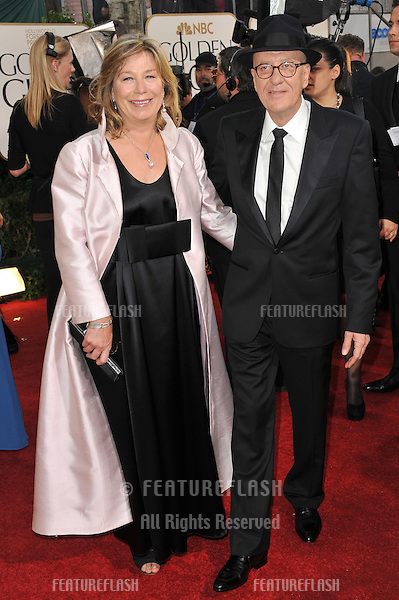 Geoffrey Rush at the 68th Annual Golden Globe Awards at the Beverly Hilton Hotel..January 16, 2011  Beverly Hills, CA.Picture: Paul Smith / Featureflash
