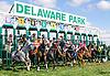 Lil' Smartiepants winning at Delaware Park on 9/2/16