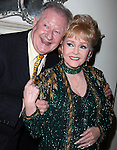 Debbie Reynolds & Harvey Evans<br />
