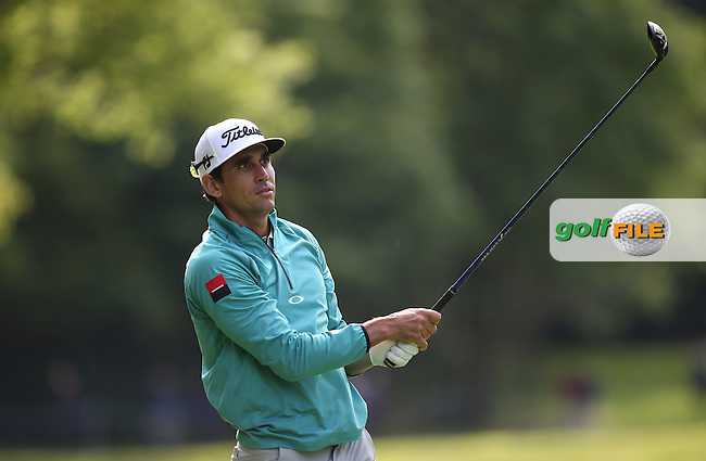 Rafa CABRERA-BELLO (ESP) during the Pro-Am ahead of the 2015 BMW PGA Championship over the West Course at Wentworth, Virginia Water, London. Picture David lloyd, www.golffile.ie: 20/05/2015