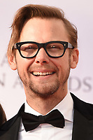 Jimmi Simpson arriving for the BAFTA TV Awards 2018 at the Royal Festival Hall, London, UK. <br /> 13 May  2018<br /> Picture: Steve Vas/Featureflash/SilverHub 0208 004 5359 sales@silverhubmedia.com