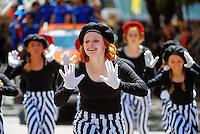 150205 Sevens Wellington - Street Parade