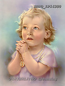 Alfredo, CHILDREN, paintings, BRTOLP14380,#K# Kinder, niños, nostalgisch, nostálgico, illustrations, pinturas