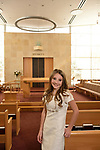 Family Bat Mitzvah Portraits at Temple Bet Torah, Mt. Kisco