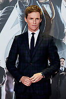 Eddie Redmayne attends to Fantastic Beasts: The Crimes of Grindelwald film premiere during the Madrid Premiere Week at Kinepolis in Pozuelo de Alarcon, Spain. November 15, 2018. (ALTERPHOTOS/A. Perez Meca) /NortePhoto