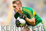 Stephen O'Brien, Kerry in action against  Kildare in the All Ireland Quarter Final at Croke Park on Sunday.