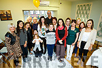 The opening of the new beauty rooms at Horans Health Shop, The Square, Tralee, on Friday.