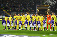 Chelsea London - 02.05.2019: Eintracht Frankfurt vs. Chelsea FC London, UEFA Europa League, Halbfinale Hinspiel, Commerzbank Arena DISCLAIMER: DFL regulations prohibit any use of photographs as image sequences and/or quasi-video.
