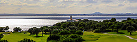 View from the course during the Pro-Am of the Challenge Tour Grand Final 2019 at Club de Golf Alcanada, Port d'Alcúdia, Mallorca, Spain on Wednesday 6th November 2019.<br /> Picture:  Thos Caffrey / Golffile<br /> <br /> All photo usage must carry mandatory copyright credit (© Golffile | Thos Caffrey)