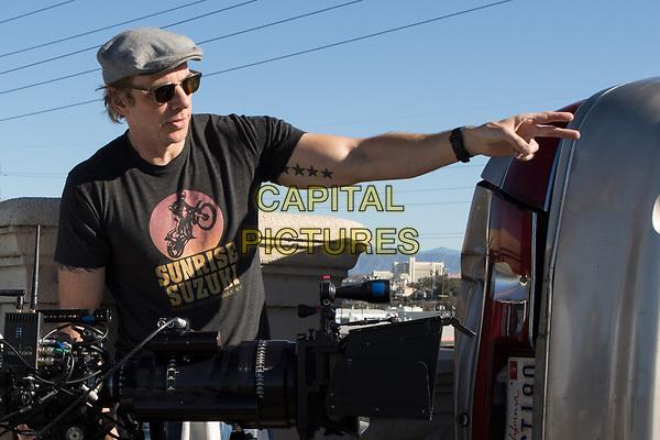 CHIPS (2017)<br /> Writer/director/star DAX SHEPARD behind the scenes<br /> *Filmstill - Editorial Use Only*<br /> FSN-K<br /> Image supplied by FilmStills.net
