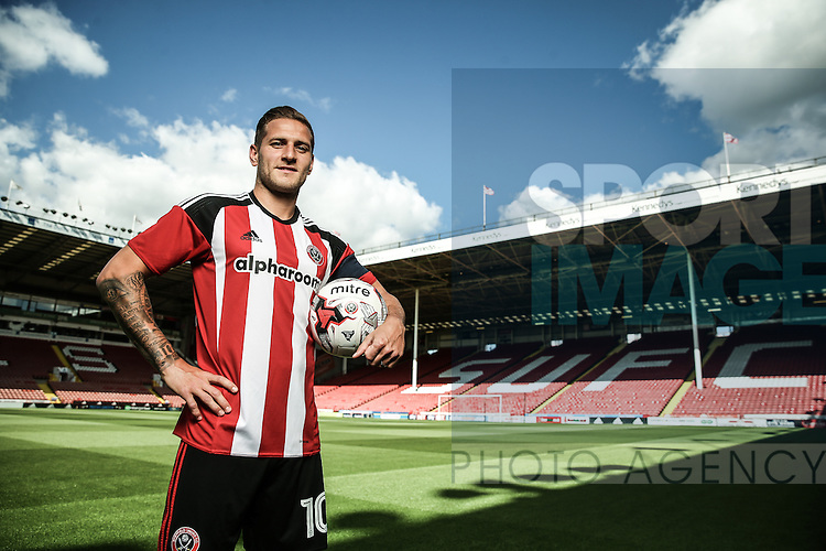 Billy Sharp Sheffield Utd, 27th July 2016