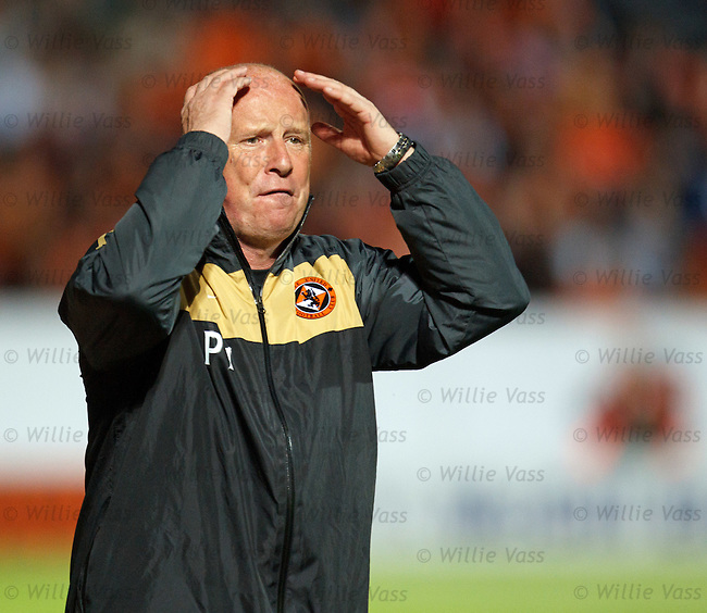 Peter Houston, Dundee Utd