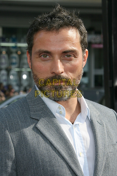 """RUFUS SEWELL.""""Land Of The Lost"""" Los Angeles Premiere held at Grauman's Chinese Theatre, Hollywood, CA, USA..May 30th, 2009.headshot portrait grey gray beard facial hair.CAP/ADM/MJ.©Michael Jade/AdMedia/Capital Pictures."""