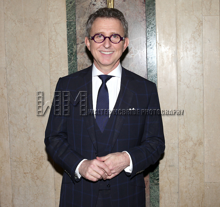 Thomas Schumacher.attending the 2012 New York Theatre Workshop Spring Gala Honoring Barbara Warner Howard & Thomas Schumacher at the Plaza Hotel in New York City on 5/22/2012