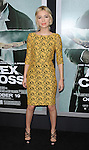 """Christian Serratos at the Los Angeles premiere of """"Alex Cross"""" held at the Arclight Theater on October 15, 2012."""