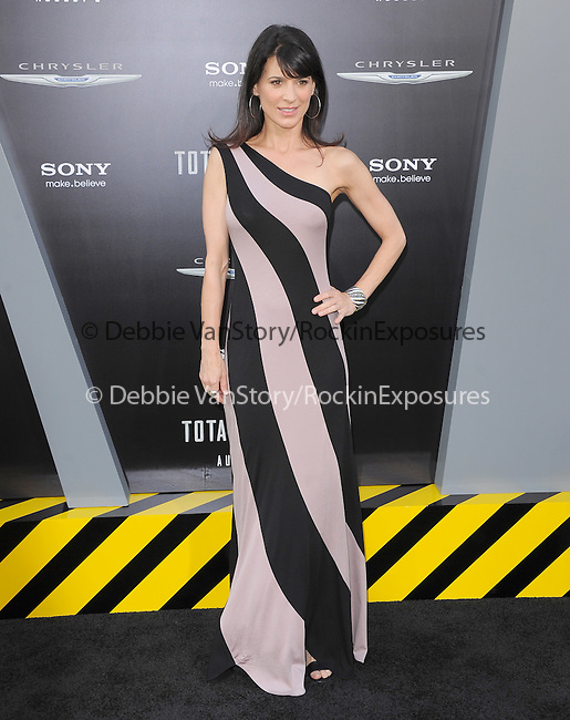 Perrey Reeves at The Columbia Pictures' Premiere of Total Recall held at The Grauman's Chinese Theatre in Hollywood, California on August 01,2012                                                                               © 2012 Hollywood Press Agency