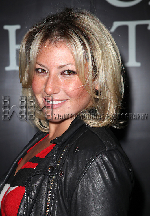 Ari Graynor attending the Broadway Opening Night Performance of 'Cat On A Hot Tin Roof' at the Richard Rodgers Theatre in New York City on 1/17/2013