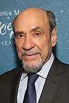 """F. Murray Abraham attends The """"Frankie and Johnny in the Clair de Lune"""" - Opening Night Arrivals at the Broadhurst Theatre on May 29, 2019  in New York City."""