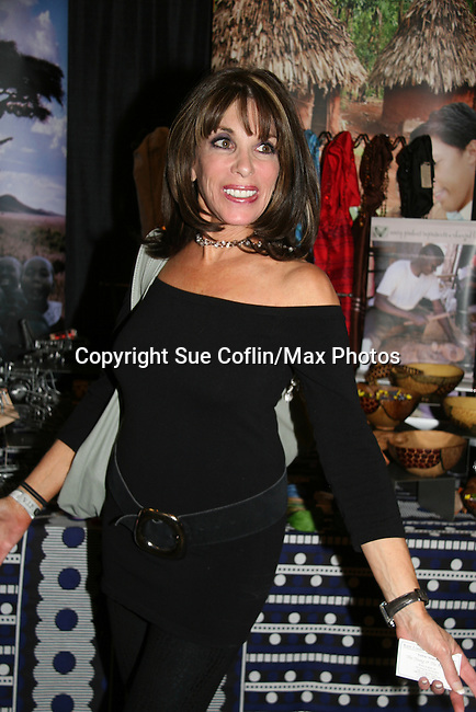 Kate Linder Y&R - Heavenly Treasure - Official Daytime Emmy Awards gifting Suite on June 26, 2010 during 37th Annual Daytime Emmy Awards at Las Vegas Hilton, Las Vegas, Nevada, USA. (Photo by Sue Coflin/Max Photos)