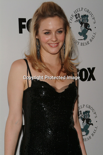 Alicia Silverstone<br />